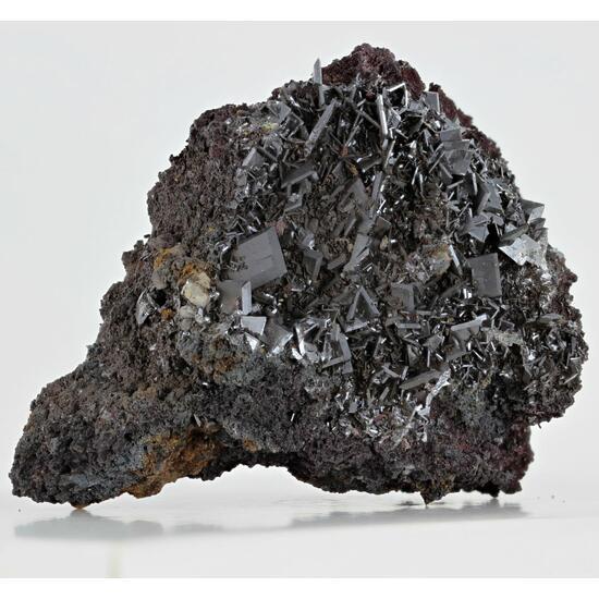 Wulfenite With Coronadite