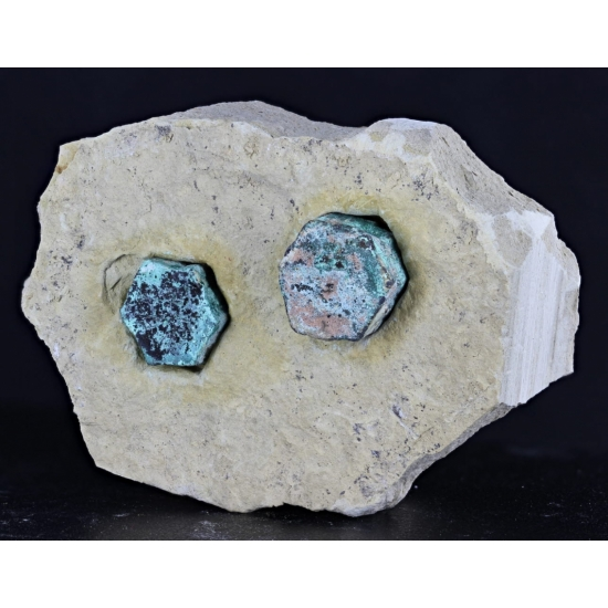 Native Copper Psm Aragonite
