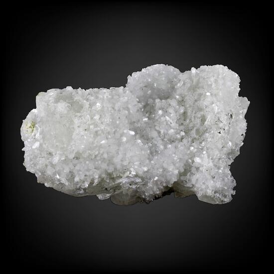 Desmine On Calcite