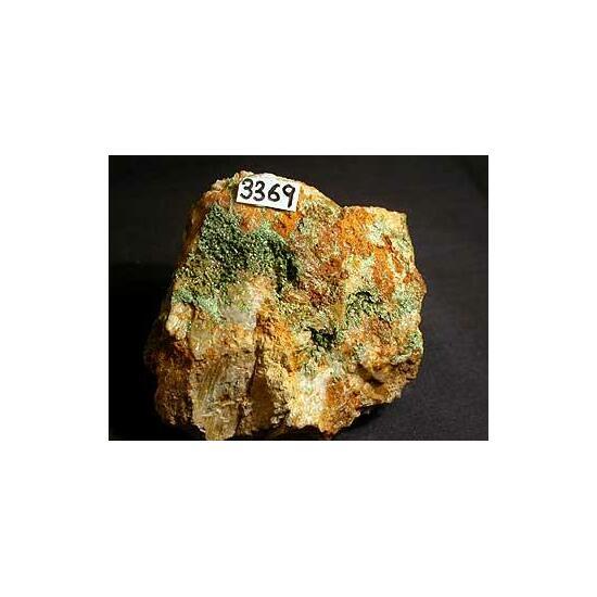 Zincian Olivenite