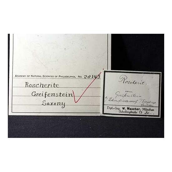Roscherite