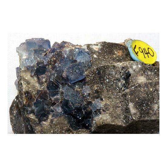 Fluorite Galena & Anglesite