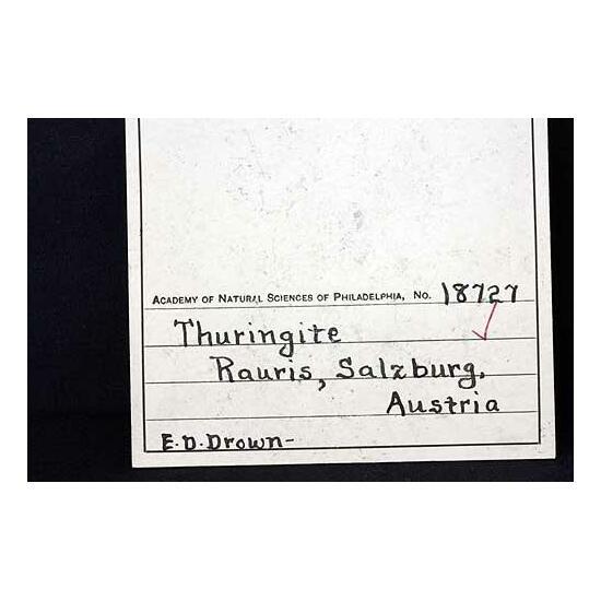 Thuringite