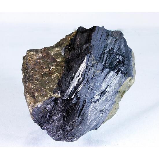 Wolframite & Chalcopyrite