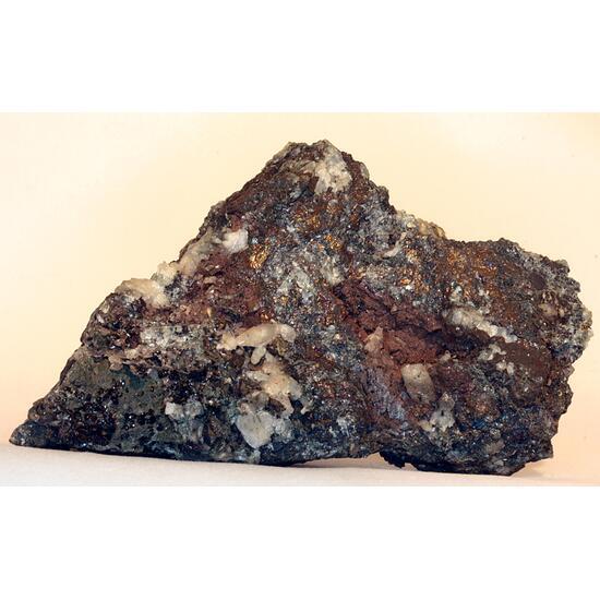 Cassiterite & Chalcopyrite
