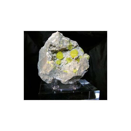 Native Sulphur