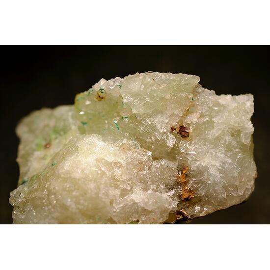 Fornacite Connellite & Olivenite