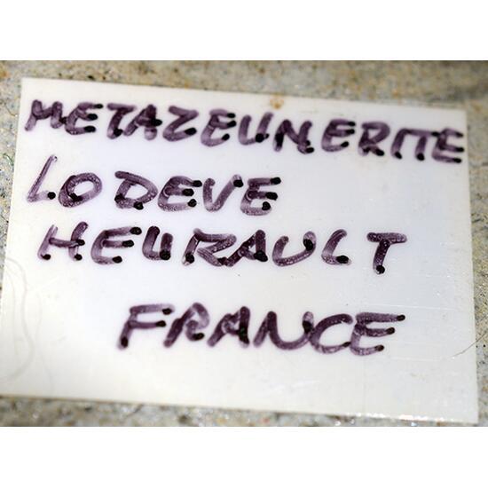 Metazeunerite