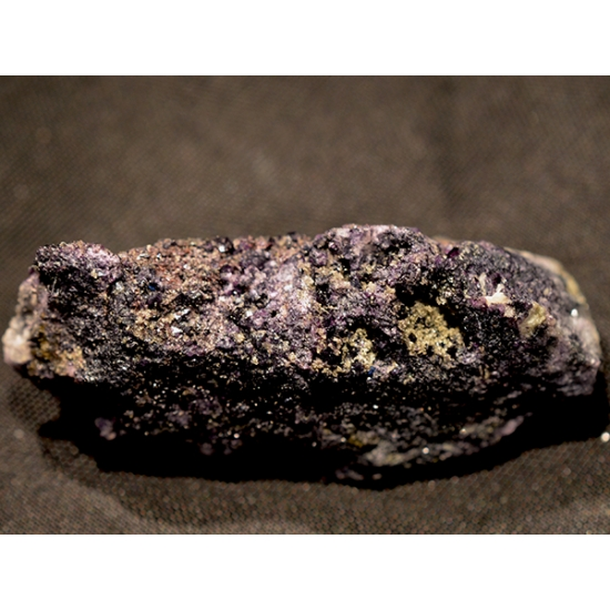 Pyrostilpnite & Fluorite