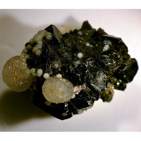 Wavellite & Cassiterite