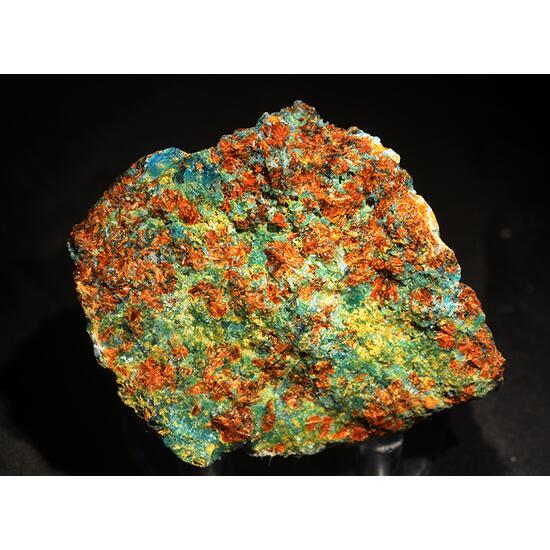 Amarantite & Chalcanthite