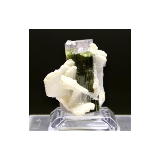 Elbaite With Cleavelandite