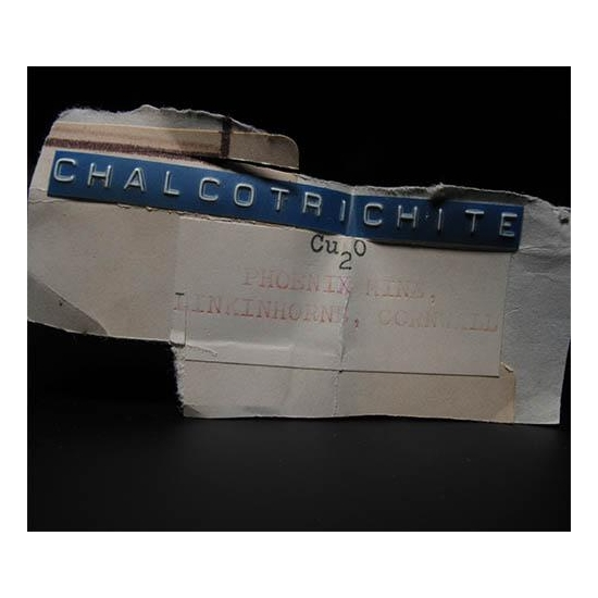 Chalcotrichite