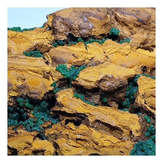 Limonite & Conichalcite