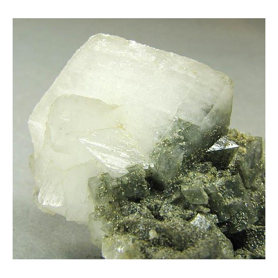 Adularia & Quartz