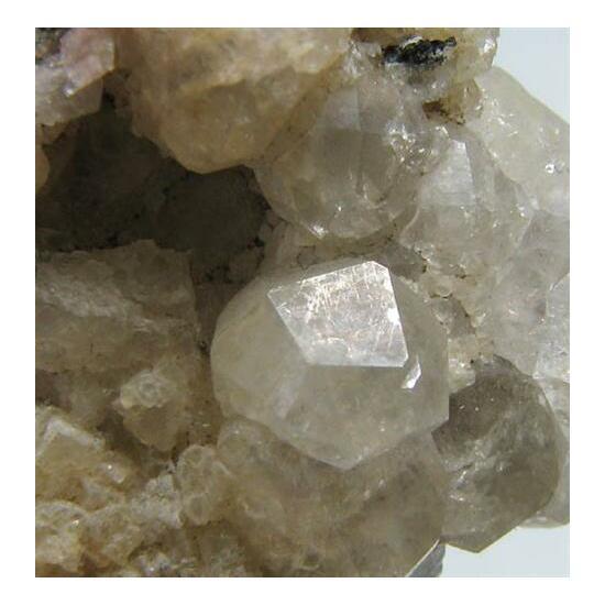 Analcime & Calcite