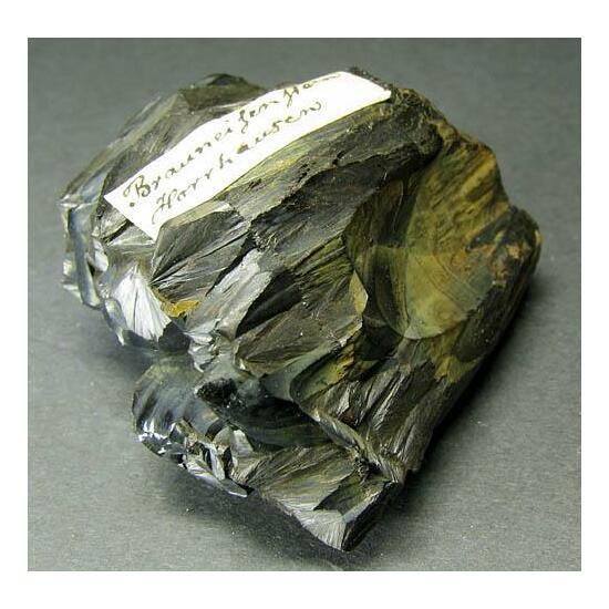 Goethite Var Limonite