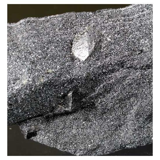 Magnetite & Hematite Var Specularite