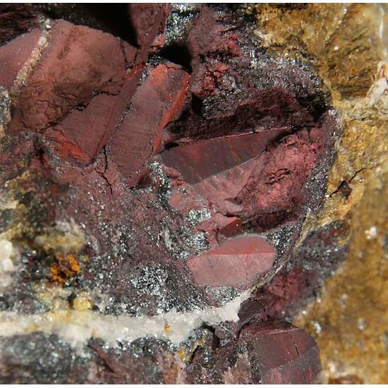 Hematite Psm Calcite & Dolomite