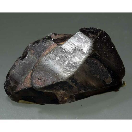 Quartz & Hematite Var Specularite