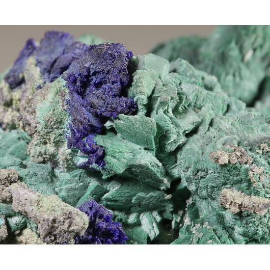 Malachite Psm Azurite & Azurite