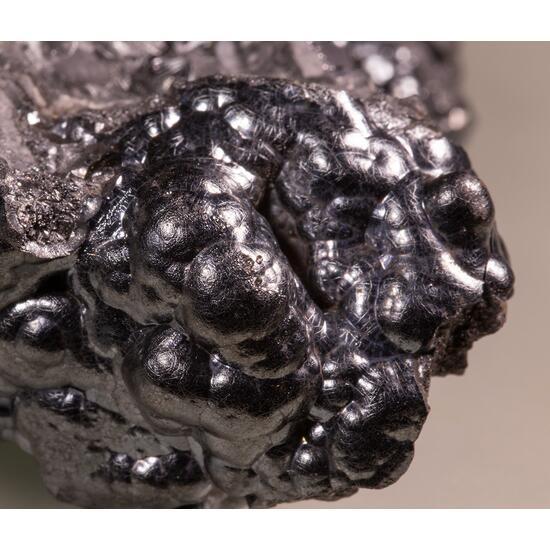 Goethite Manganomelane & Pyrolusite