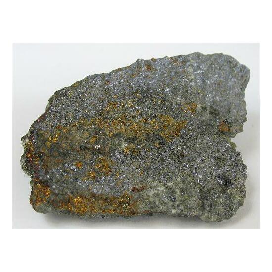 Molybdenite With Chalcopyrite