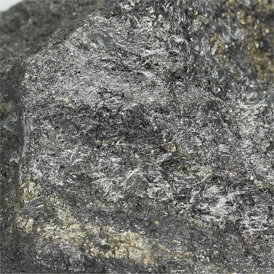 Zinkenite With Chalcopyrite