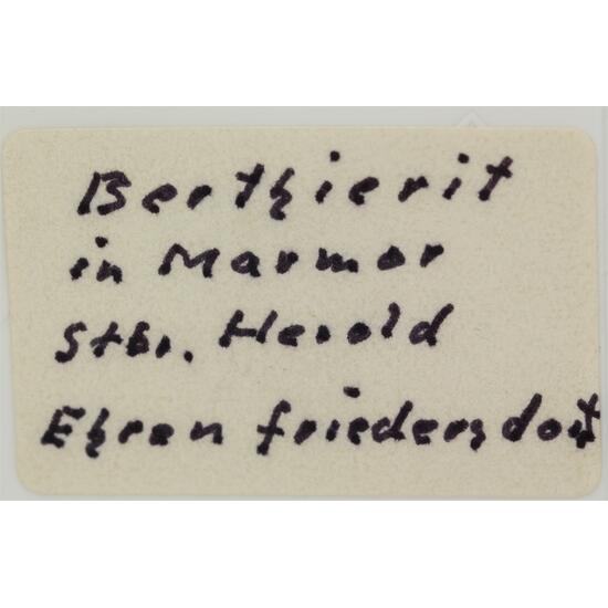 Berthierite
