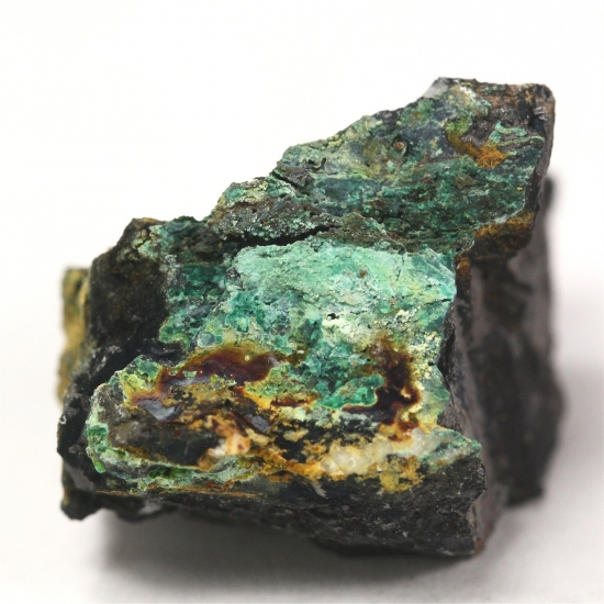 Hydrowoodwardite With Linarite