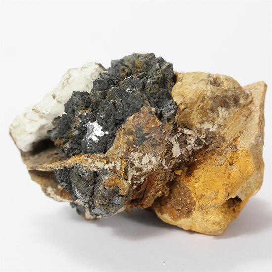 Calamine With Galena & Hydrozincite