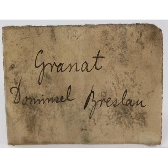 Garnet Var Grossular