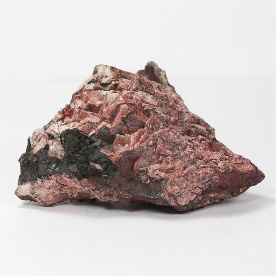 Hematite With Amphibole