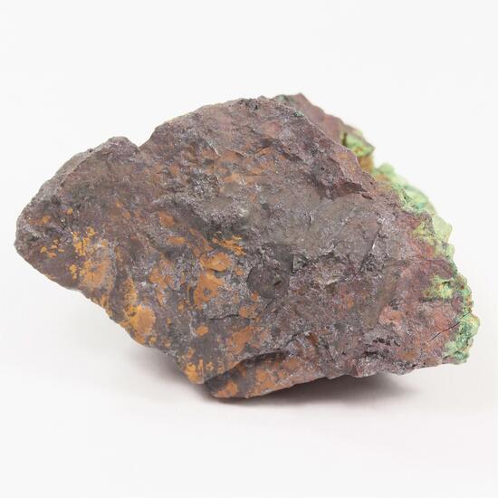 Cuprite With Malachite