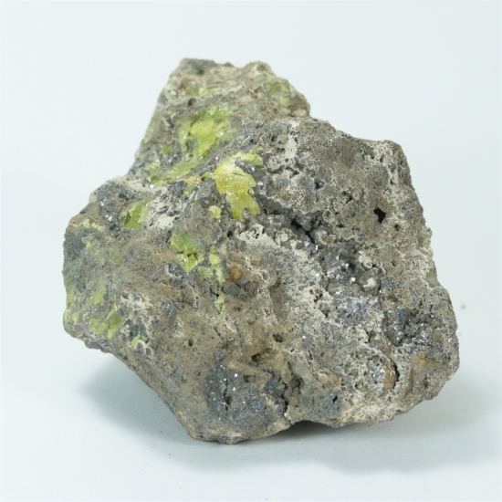 Sulphur With Galena