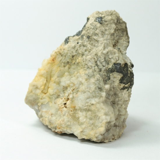 Galena With Baryte