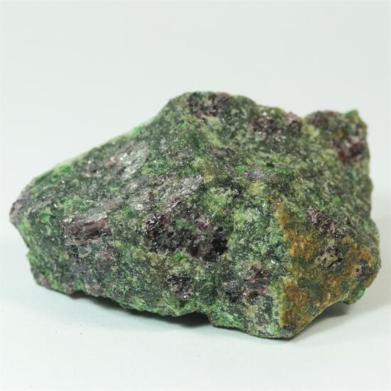 Garnet Var Pyrope With Chromian Diopside