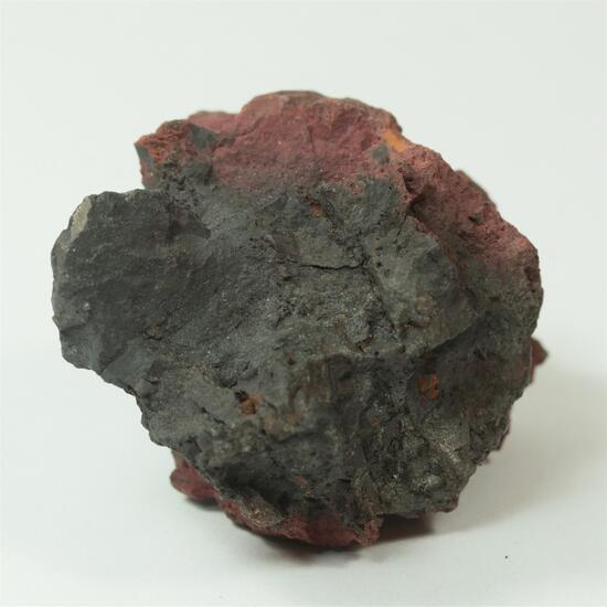 Cinnabar With Native Mercury