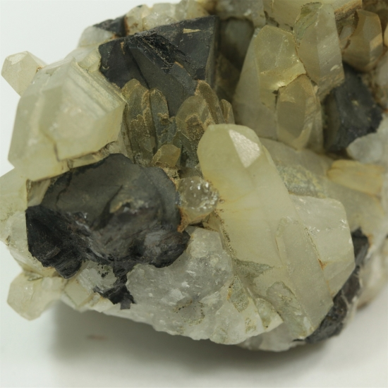 Sphalerite With Quartz