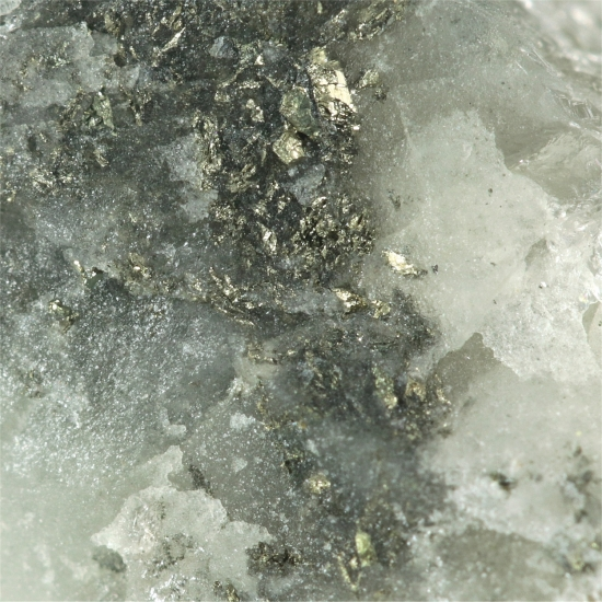Gold With Krennerite & Petzite & Coloradoite