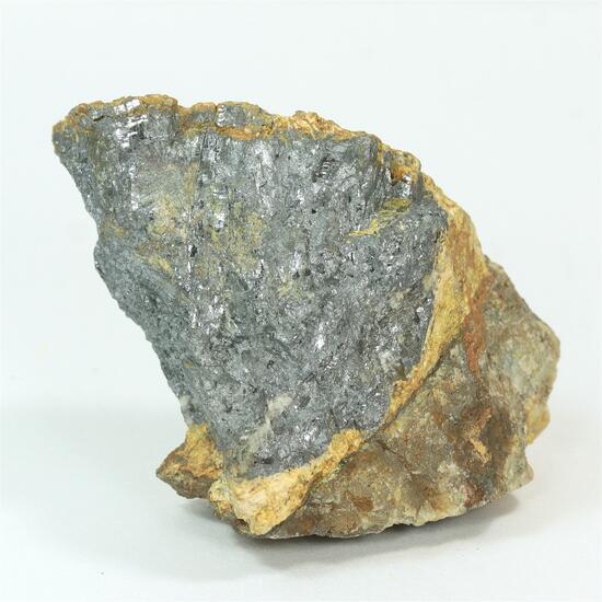 Stibnite With Cervantite & Stibiconite