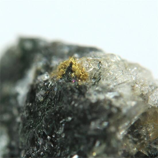 Gold With Smoky Quartz