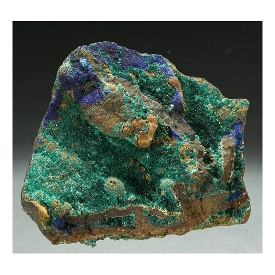 Malachite & Azurite