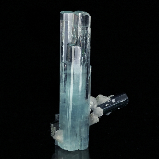 Aquamarine & Tourmaline