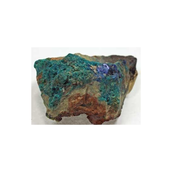 Caledonite With Linarite