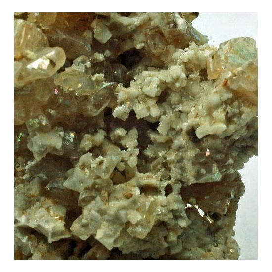 Svanbergite On Hydroxylherderite