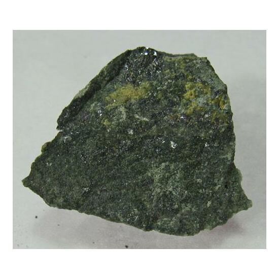 Helvine In Sphalerite