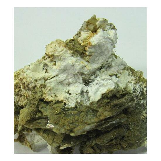 Basaluminite & Baryte
