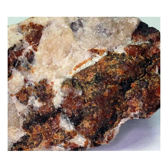 Hedyphane & Andradite