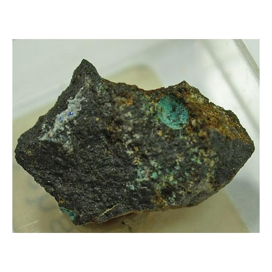 Hydrozincite & Langite